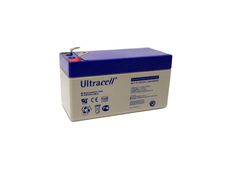 BATTERIA 12V 1.3 AH ULTRACELL