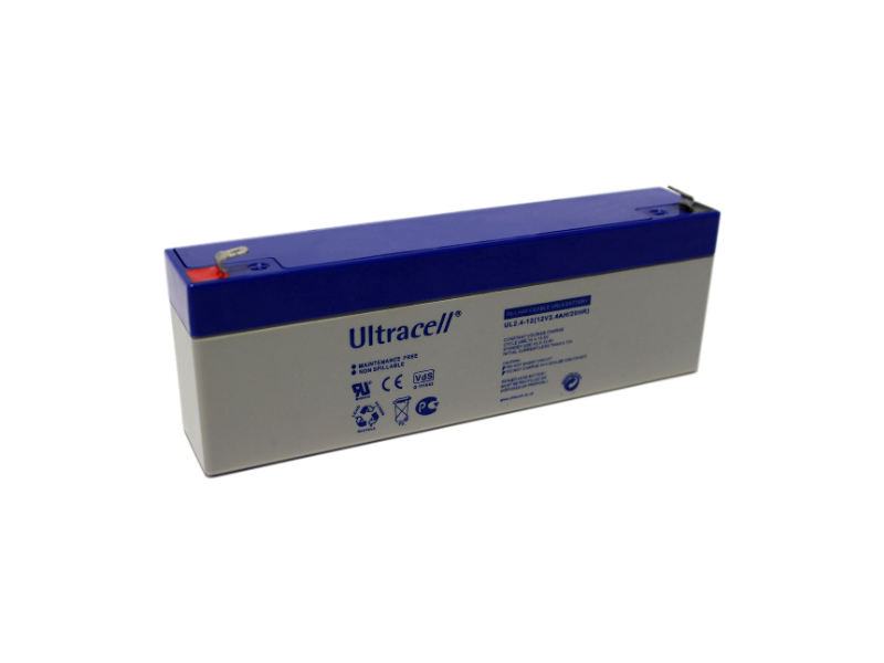 BATTERIA 12V 2,4 AH ULTRACELL