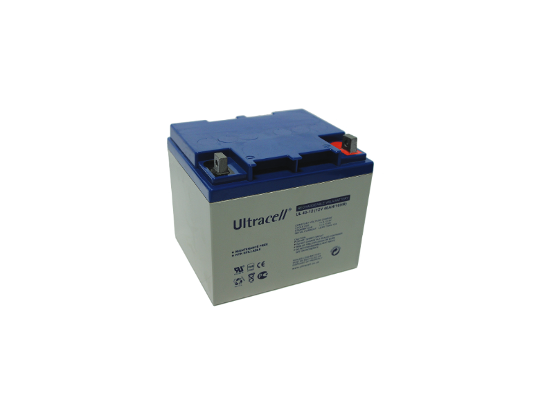 BATTERIA 12V 40 AH ULTRACELL