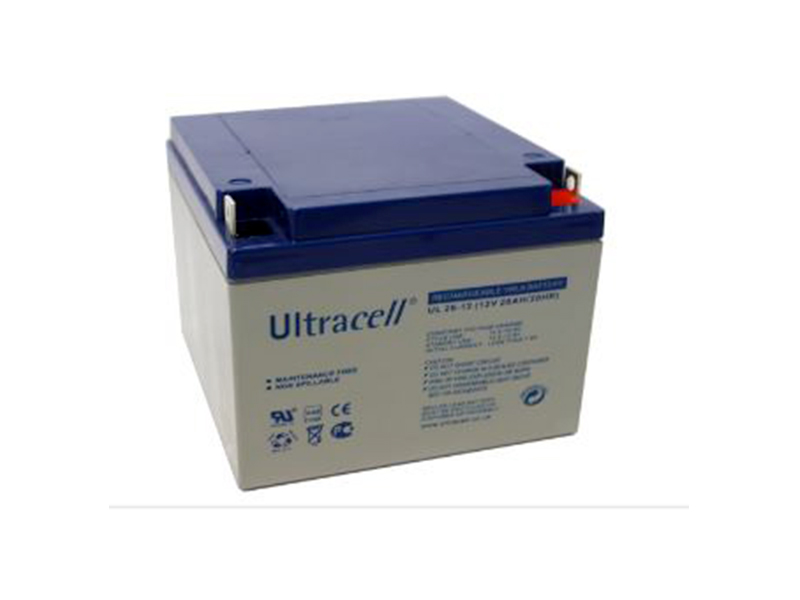 BATTERIA 12V 26 AH ULTRACELL