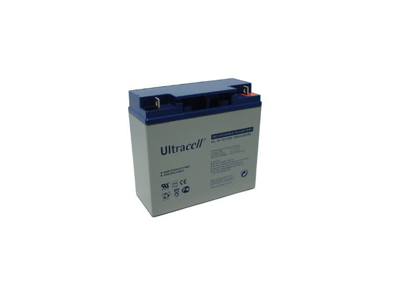 BATTERIA 12V 18 AH ULTRACELL