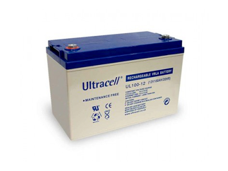 BATTERIA 12V 100 AH ULTRACELL