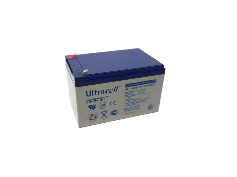BATTERIA 12V 12 AH ULTRACELL