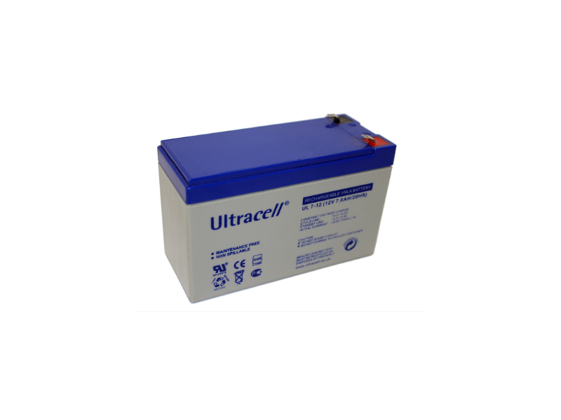 BATTERIA 12V 7 AH ULTRACELL